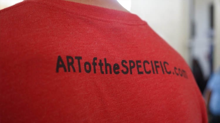 ArtOftheSpecific.com